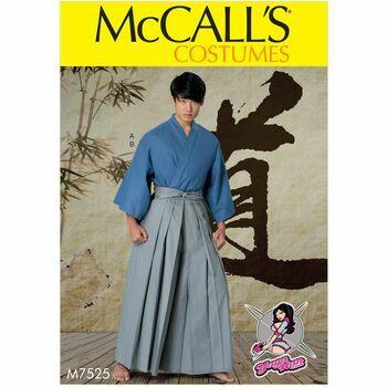 McCalls pattern M7525