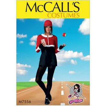McCalls pattern M7556