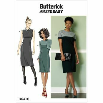 Butterick pattern B6410