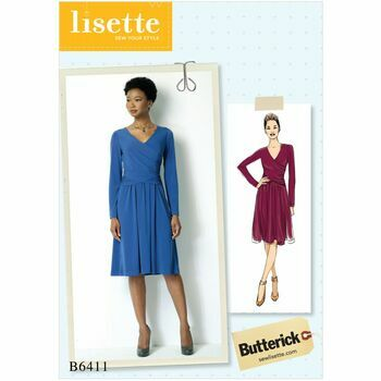Butterick pattern B6411