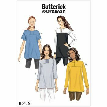 Butterick pattern B6416