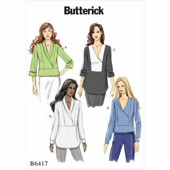 Butterick pattern B6417