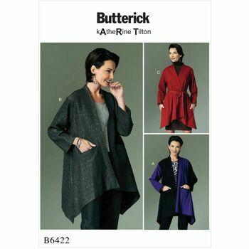Butterick pattern B6422