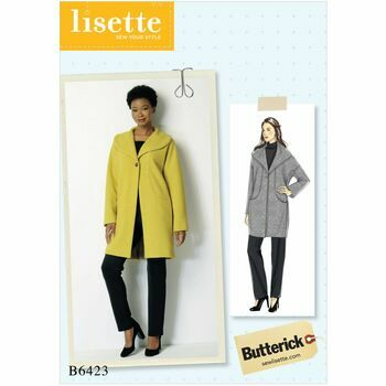 Butterick pattern B6423