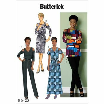 Butterick pattern B6425