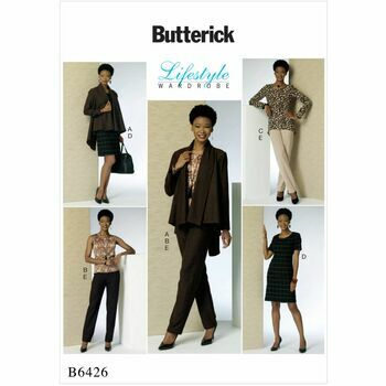 Butterick pattern B6426