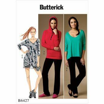 Butterick pattern B6427