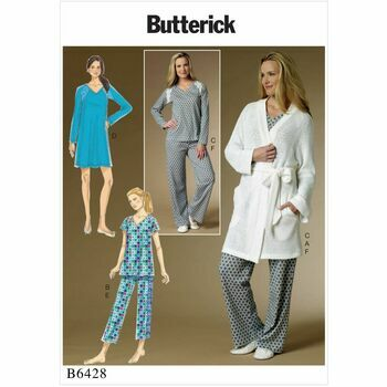 Butterick pattern B6428