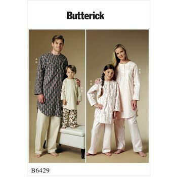 Butterick pattern B6429
