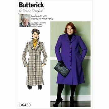 Butterick pattern B6430