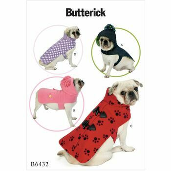 Butterick pattern B6432