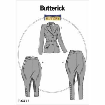 Butterick pattern B6433