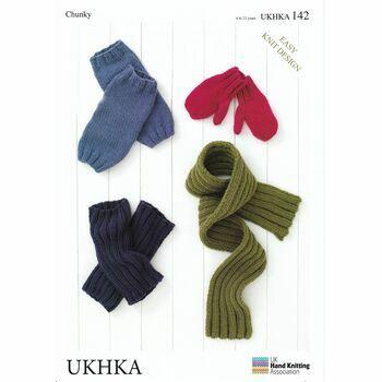 UKHKA Pattern Chunky n.142