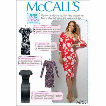McCalls pattern M7531