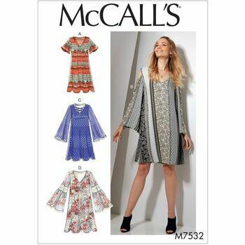 McCalls pattern M7532