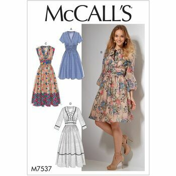 McCalls pattern M7537