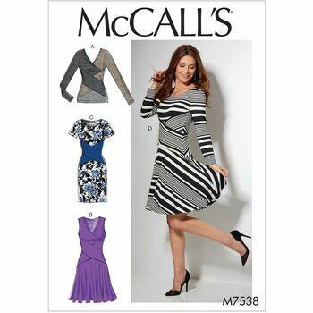 McCalls pattern M7538