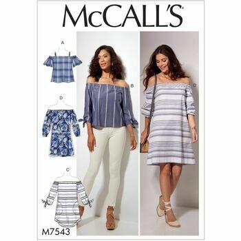 McCalls pattern M7543