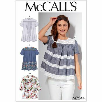 McCalls pattern M7544