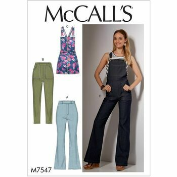 McCalls pattern M7547