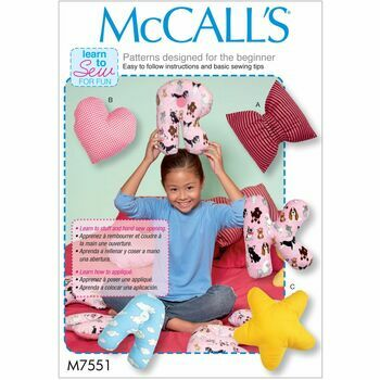 McCalls pattern M7551