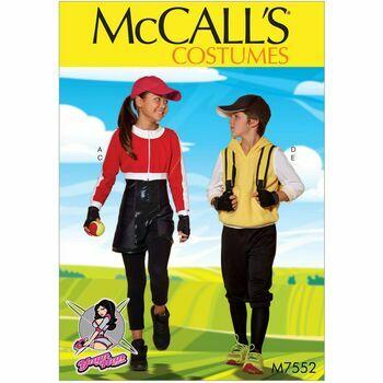 McCalls pattern M7552