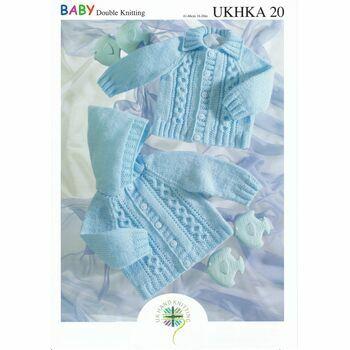 UKHKA Pattern DK No. 20