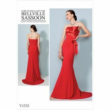 Vogue pattern V1533