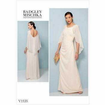 Vogue pattern V1535