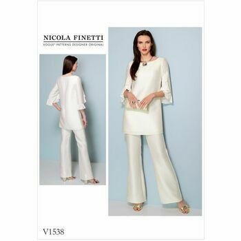 Vogue pattern V1538