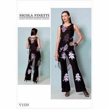 Vogue pattern V1539