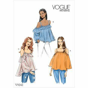 Vogue pattern V9242