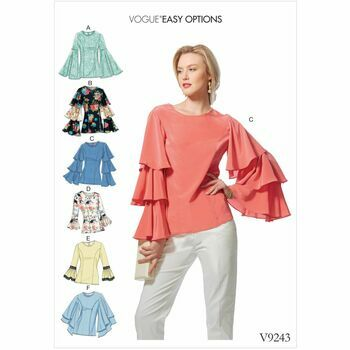 Vogue pattern V9243