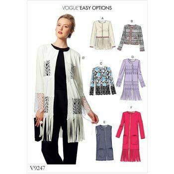 Vogue pattern V9247