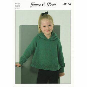 Brett Pattern JB184 - DK