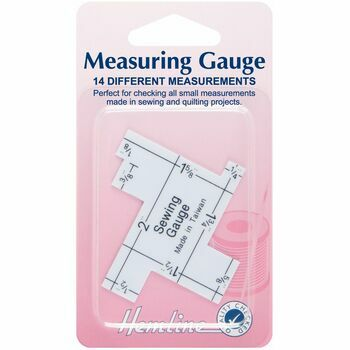 Hemline Measuring Gauge