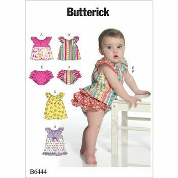 Butterick pattern B6444