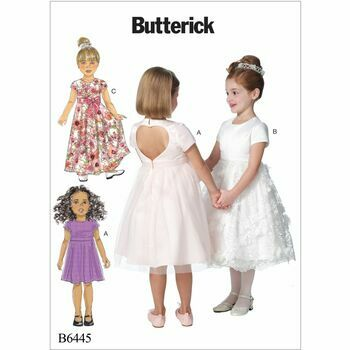 Butterick pattern B6445