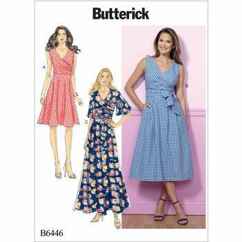 Butterick pattern B6446