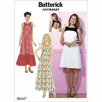 Butterick pattern B6447
