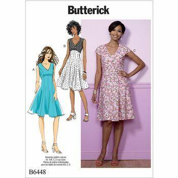 Butterick pattern B6448