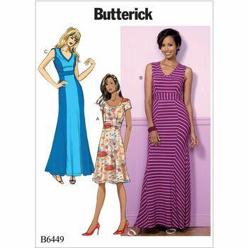 Butterick pattern B6449