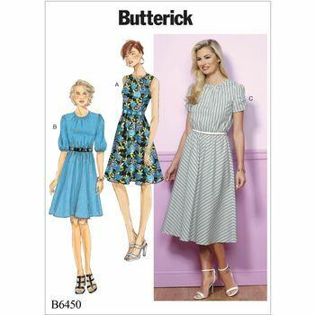 Butterick pattern B6450