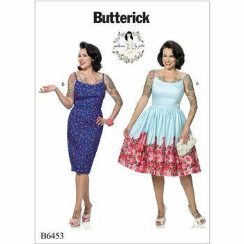 Butterick pattern B6453