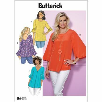 Butterick pattern B6456