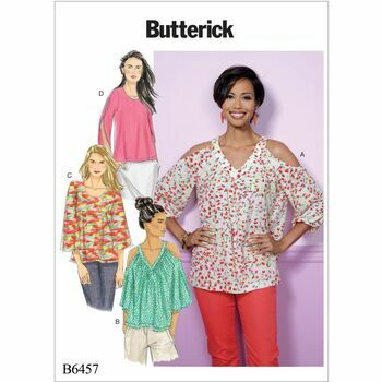 Butterick pattern B6457