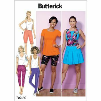 Butterick pattern B6460