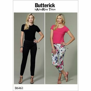 Butterick pattern B6461