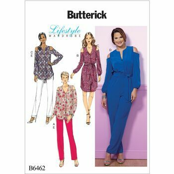 Butterick Lifestyle Wardrobe Sewing Pattern B6332 (misses