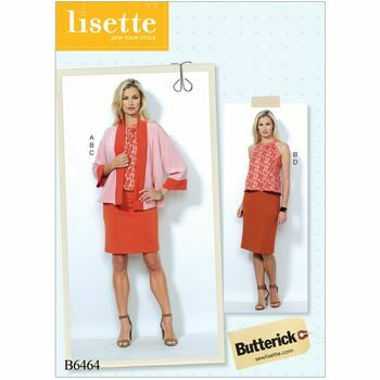 Butterick pattern B6464